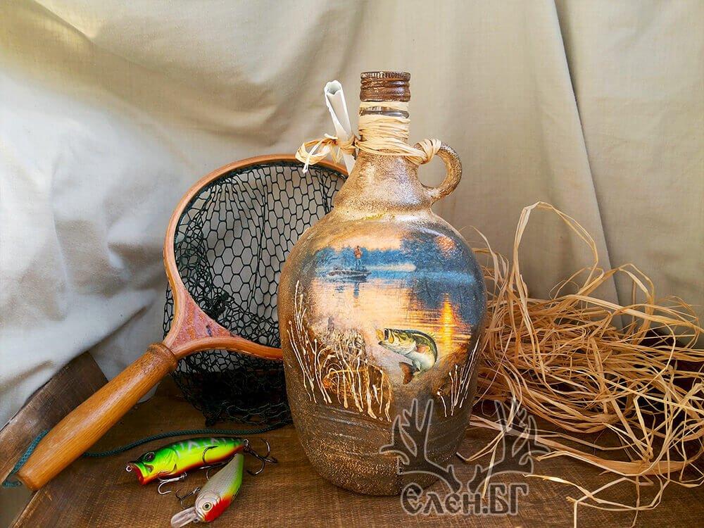 Дамаджана подарък за рибар