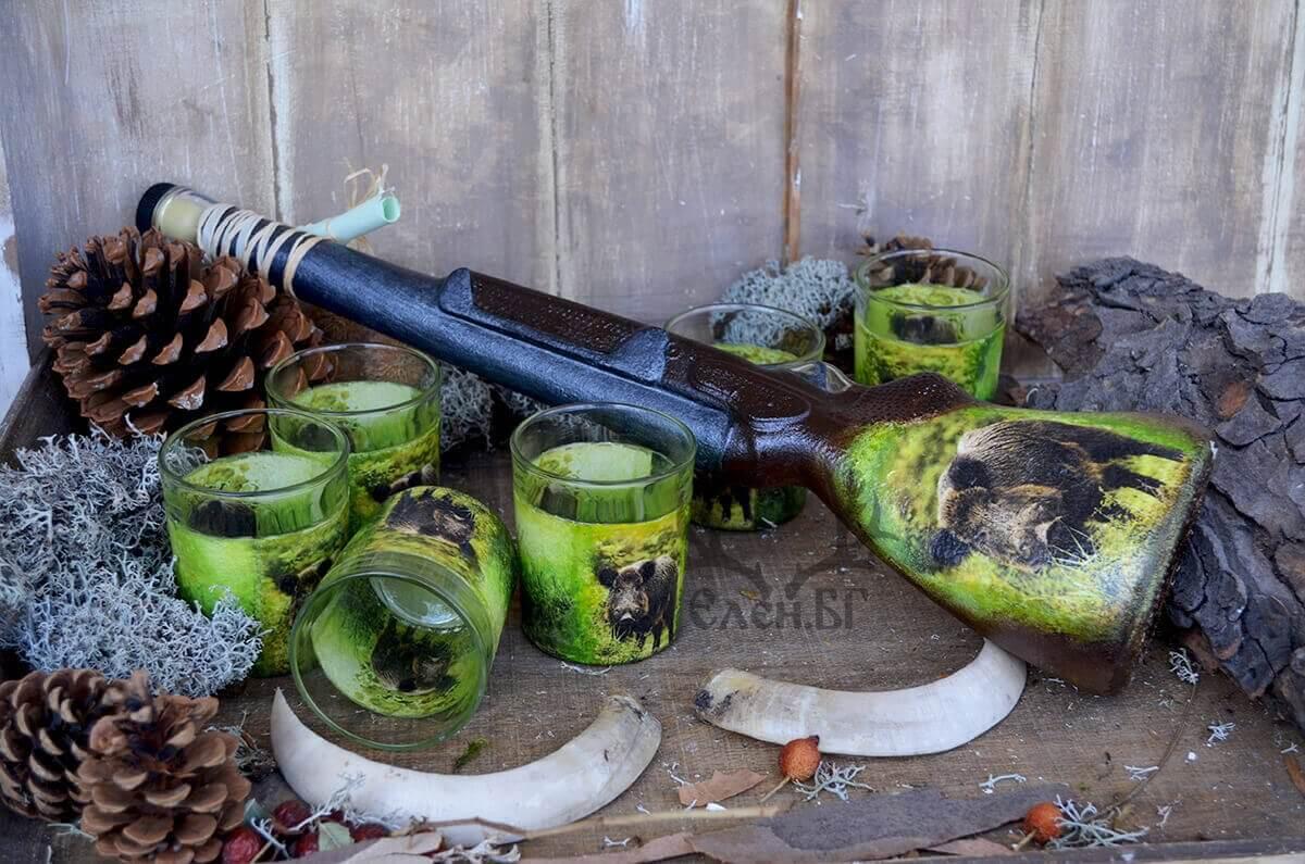 Оригинални бутилки за ракия