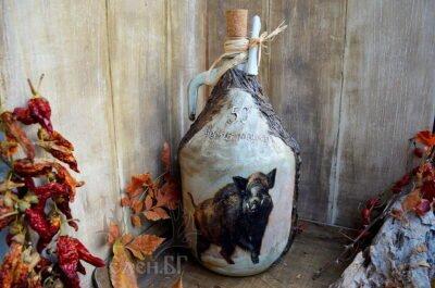 дамаджана 5 литра с диво прасе