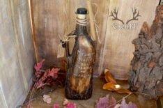 интересна бутилка за ловец